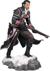 Figura de Merch Shay de Assassin's Creed Rogue de Ubisoft - Figuras coleccionables de Assassin's Creed