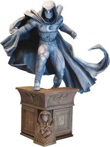 Figura de Moon Knight - Caballero Luna de Diamond Premium - Figuras coleccionables de Moon Knight - Figuras coleccionables del Caballero Luna