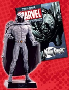 Figura de Moon Knight - Caballero Luna de Eaglemoss - Figuras coleccionables de Moon Knight - Figuras coleccionables del Caballero Luna