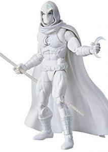 Figura de Moon Knight - Caballero Luna de Marvel Avengers Series - Figuras coleccionables de Moon Knight - Figuras coleccionables del Caballero Luna