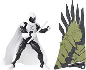 Figura de Moon Knight - Caballero Luna de Marvel Legends Series - Figuras coleccionables de Moon Knight - Figuras coleccionables del Caballero Luna