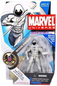 Figura de Moon Knight - Caballero Luna de Marvel Universe - Figuras coleccionables de Moon Knight - Figuras coleccionables del Caballero Luna