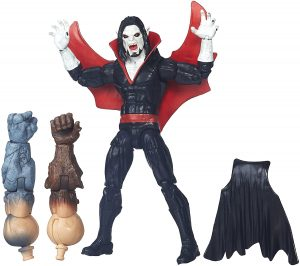 Figura de Morbius de Hasbro Marvel Legends Series - Figuras coleccionables de Morbius