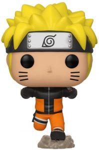 Figura de Naruto Uzumaki corriendo de Naruto de FUNKO - Figuras coleccionables de Naruto Uzumaki