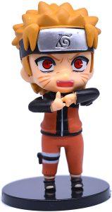 Figura de Naruto Uzumaki de Naruto de Anime Domain - Figuras coleccionables de Naruto