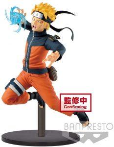 Figura de Naruto Uzumaki de Naruto de Banpresto 2 - Figuras coleccionables de Naruto