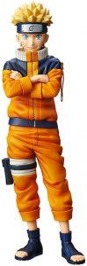 Figura de Naruto Uzumaki de Naruto de Banpresto - Figuras coleccionables de Naruto