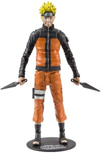 Figura de Naruto Uzumaki de Naruto de McFarlane - Figuras coleccionables de Naruto