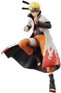 Figura de Naruto Uzumaki de Naruto de Megahouse 2 - Figuras coleccionables de Naruto