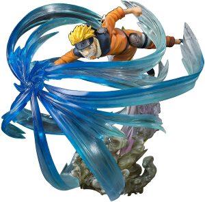 Figura de Naruto Uzumaki de Naruto de TAMASHII NATIONS - Figuras coleccionables de Naruto