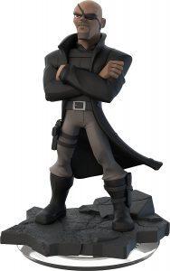 Figura de Nick Furia - Nick Fury de Disney Infinity - Figuras coleccionables de Nick Furia