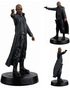 Figura de Nick Furia - Nick Fury de Eaglemoss - Figuras coleccionables de Nick Furia