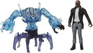 Figura de Nick Furia - Nick Fury de Marvel Avengers - Figuras coleccionables de Nick Furia