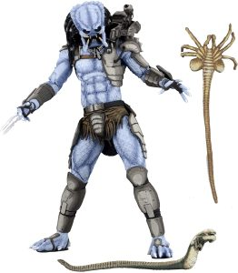 Figura de Predator Arcade Azul de Neca - Figuras coleccionables y muñecos de Predator