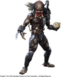 Figura de Predator de Play Arts - Figuras coleccionables y muñecos de Predator