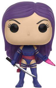 Figura de Psylocke de los X-Men de FUNKO POP - Figuras coleccionables de Psylocke