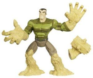 Figura de Sandman de Hasbro - Figuras coleccionables de Sandman