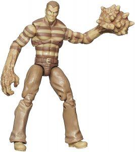 Figura de Sandman de Marvel Infinite variante de arena - Figuras coleccionables de Sandman