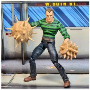 Figura de Sandman de Marvel Select - Figuras coleccionables de Sandman