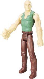 Figura de Sandman de Titan Hero de Hasbro - Figuras coleccionables de Sandman