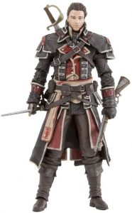 Figura de Shay Cormac de Assassin's Creed de McFarlane - Figuras coleccionables de Assassin's Creed