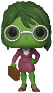 Figura de She Hulk abogada de FUNKO POP - Figuras coleccionables de She-Hulk - Hulka