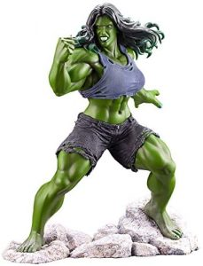 Figura de She Hulk de Kotobukiya - Figuras coleccionables de She-Hulk - Hulka