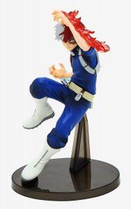 Figura de Shoto Todoroki de My Hero Academia de Bandai - Figuras coleccionables de Shoto Todoroki