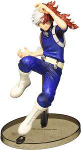 Figura de Shoto Todoroki de My Hero Academia de Banpresto 2 - Figuras coleccionables de Shoto Todoroki