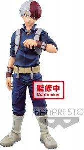 Figura de Shoto Todoroki de My Hero Academia de Banpresto 3 - Figuras coleccionables de Shoto Todoroki