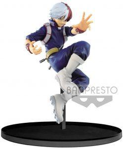 Figura de Shoto Todoroki de My Hero Academia de Banpresto - Figuras coleccionables de Shoto Todoroki