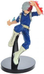 Figura de Shoto Todoroki de My Hero Academia de CoolChange - Figuras coleccionables de Shoto Todoroki