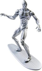 Figura de Silver Surfer de Marvel Universe - Figuras coleccionables de Silver Surfer