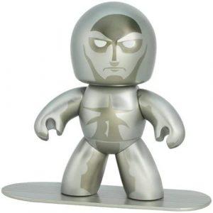 Figura de Silver Surfer de Mighty Muggs - Figuras coleccionables de Silver Surfer