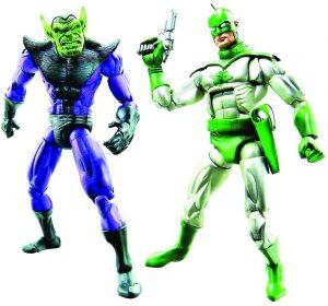 Figura de Skrull vs Kree de Hasbro - Figuras coleccionables de Skrull