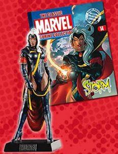 Figura de Storm - Tormenta de los X-Men de Eaglemoss - Figuras coleccionables de Storm