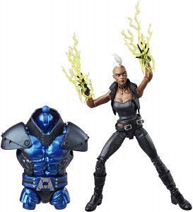 Figura de Storm - Tormenta de los X-Men de Marvel Hasbro - Figuras coleccionables de Storm