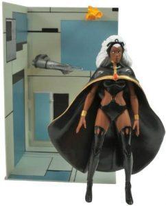 Figura de Storm - Tormenta de los X-Men de Marvel Select - Figuras coleccionables de Storm