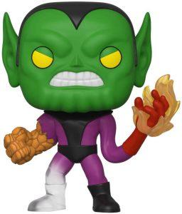 Figura de Super Skrull de FUNKO POP - Figuras coleccionables de Skrull