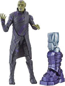 Figura de Talos de Marvel Legends Series - Figuras coleccionables de Skrull