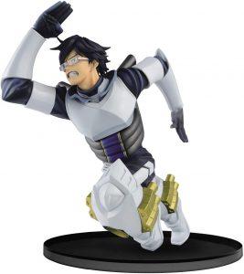 Figura de Tenya Iida de My Hero Academia de Banpresto - Figuras coleccionables de Tenya Iida