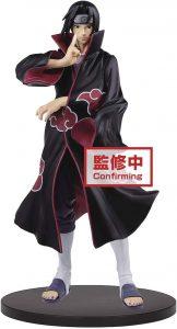 Figura de Uchiha Itachi de Naruto de Banpresto - Figuras coleccionables de Uchiha Itachi