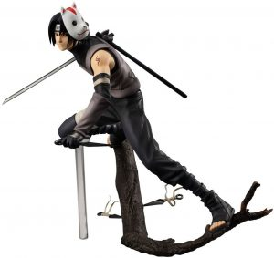 Figura de Uchiha Itachi de Naruto de Megahouse - Figuras coleccionables de Uchiha Itachi
