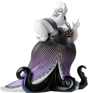 Figura y muñeco de Úrsula de Enesco - Figuras coleccionables, juguetes y muñecos de la Sirenita - Muñecos de Disney