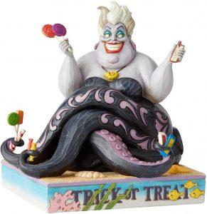 Figura y muñeco de Úrsula de Truco o Trato de Disney Traditions - Figuras coleccionables, juguetes y muñecos de la Sirenita - Muñecos de Disney