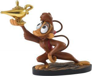 Figura y muñeco de Abu con lámpara de Disney - Figuras coleccionables, juguetes y muñecos de Aladdin - Muñecos de Disney