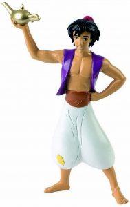 Figura y muñeco de Aladdin de Bullyland - Figuras coleccionables, juguetes y muñecos de Aladdin - Muñecos de Disney