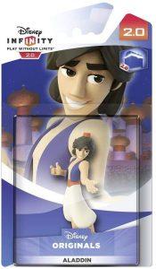 Figura y muñeco de Aladdin de Disney Infinity - Figuras coleccionables, juguetes y muñecos de Aladdin - Muñecos de Disney