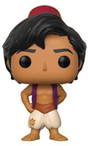 Figura y muñeco de Aladdin de FUNKO POP - Figuras coleccionables, juguetes y muñecos de Aladdin - Muñecos de Disney