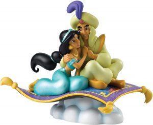 Figura y muñeco de Aladdin y Jasmine de Un Mundo Ideal de Enchanting Disney - Figuras coleccionables, juguetes y muñecos de Aladdin - Muñecos de Disney